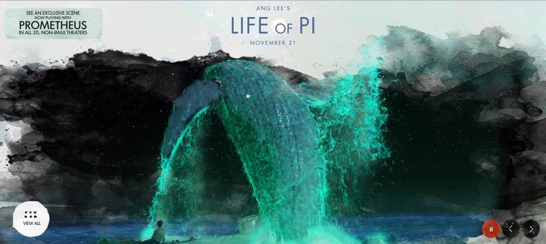 <strong><em>Life of Pi</em></strong> Banner #4