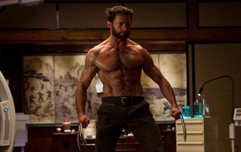 <strong><em>The Wolverine</em></strong> Photo