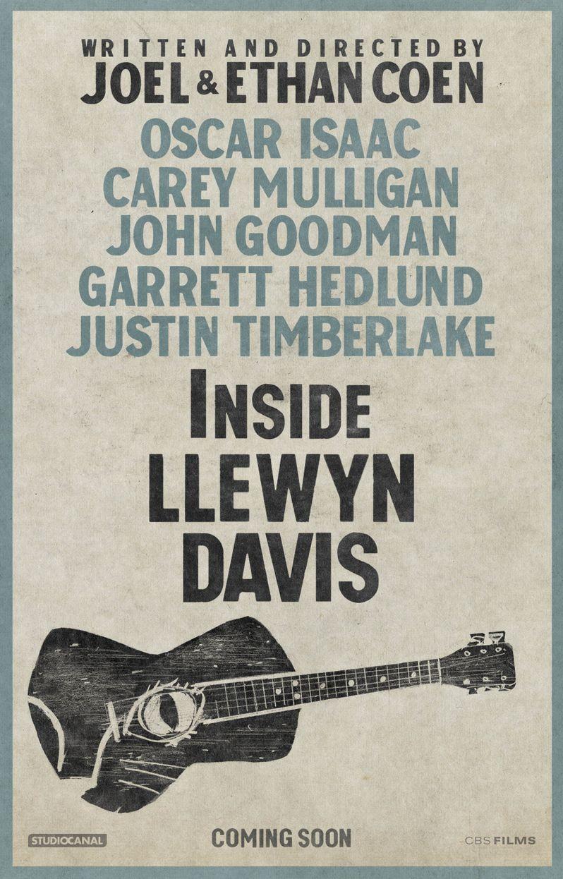 <strong><em>Inside Llewyn Davis</em></strong> Poster