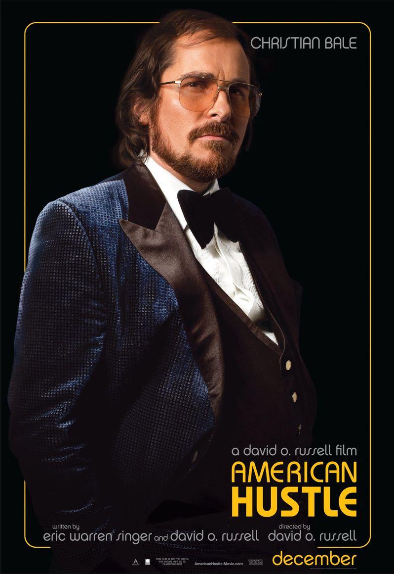 <strong><em>American Hustle</em></strong> Poster 1