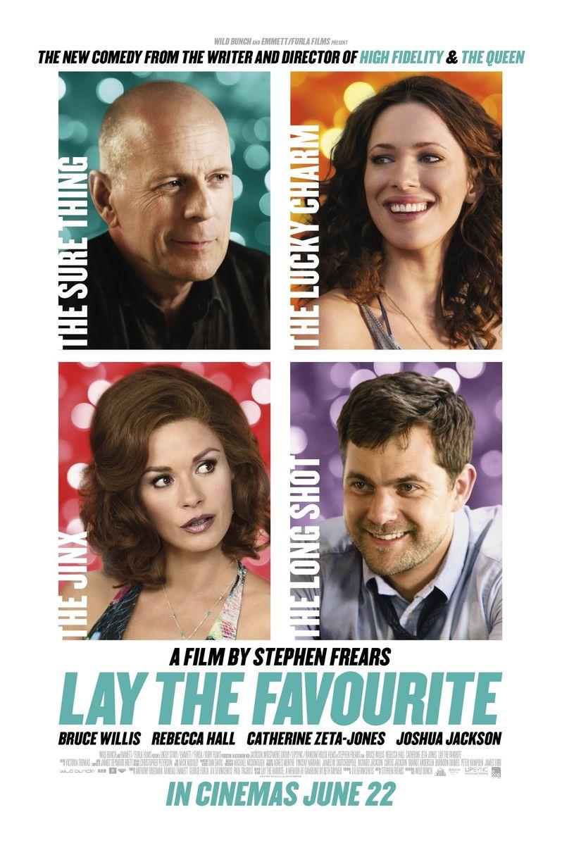 <strong><em>Lay the Favorite</em></strong> International Poster