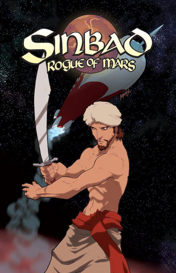 <strong><em>Sinbad: Rogue of Mars</em></strong> Promo