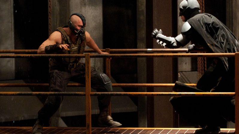Bane Vs. Batman: Anatomy of A Fight Photo 3