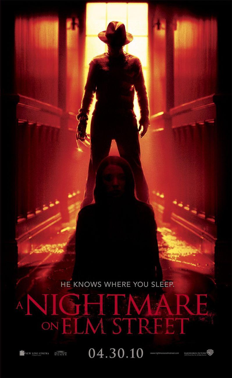 <strong><em>A Nightmare on Elm Street</em></strong> Poster