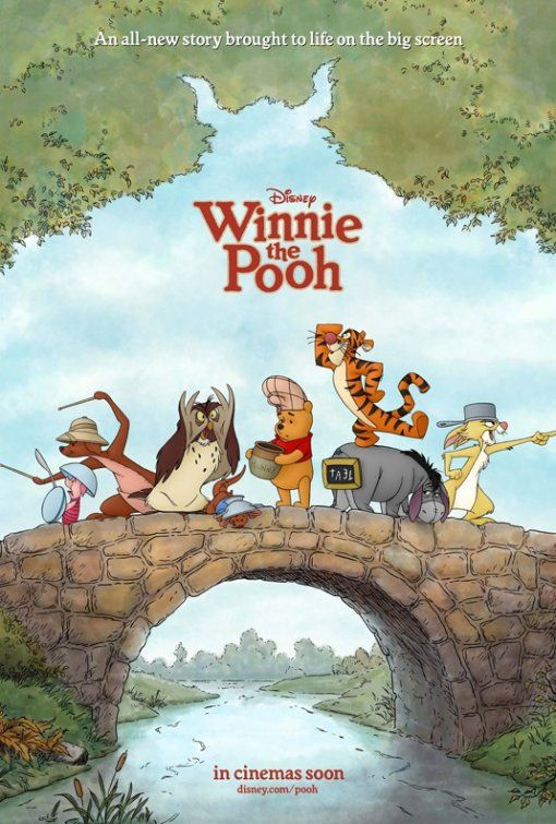 <strong><em>Winnie the Pooh</em></strong> International Poster