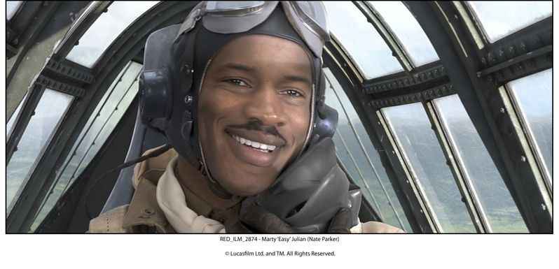 <strong><em>Red Tails</em></strong> photo 2