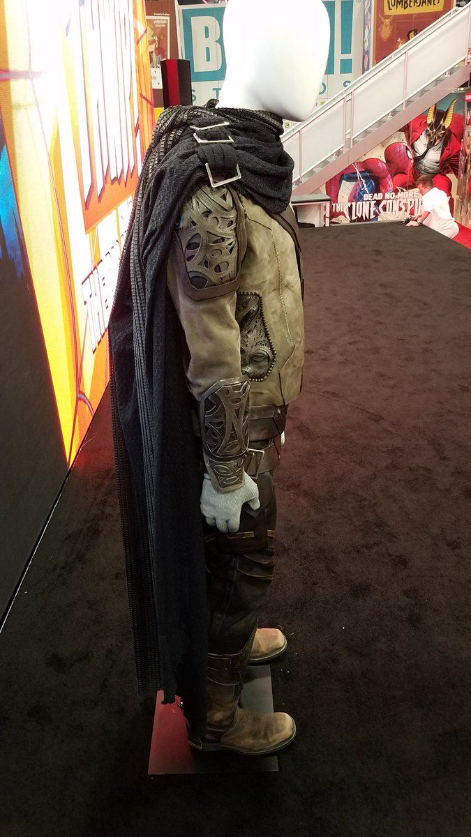 Guardians of the Galaxy 2 Ego Costume Photo 3