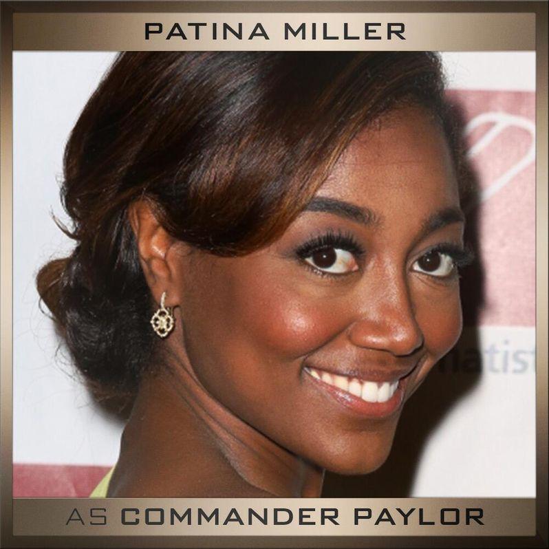 The Hunger Games: Mockingjay Patina Miller Photo