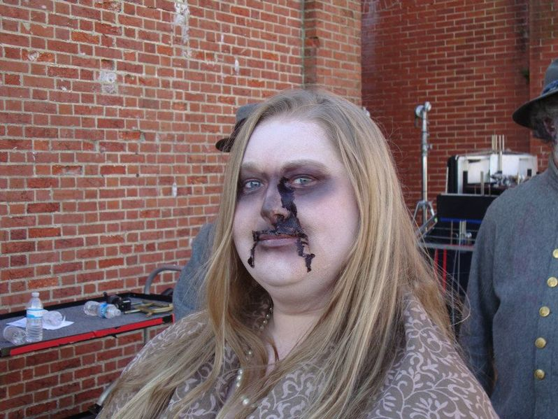 Abraham Lincoln vs. Zombies Set Photo #3