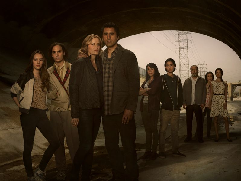 <strong><em>Fear the Walking Dead</em></strong> - Season 1 photo 1