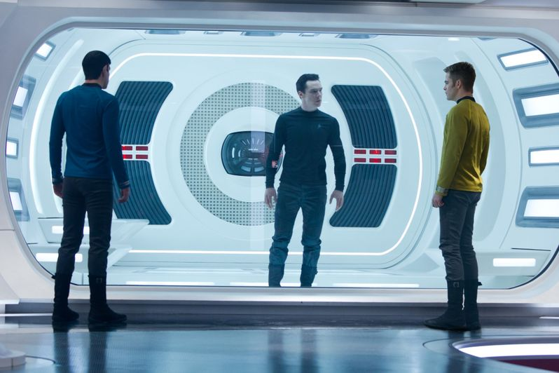 <strong><em>Star Trek Into Darkness</em></strong> IMAX Preview Photo