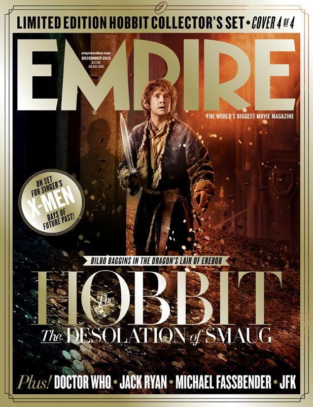Hobbit Smaug Empire Cover 3