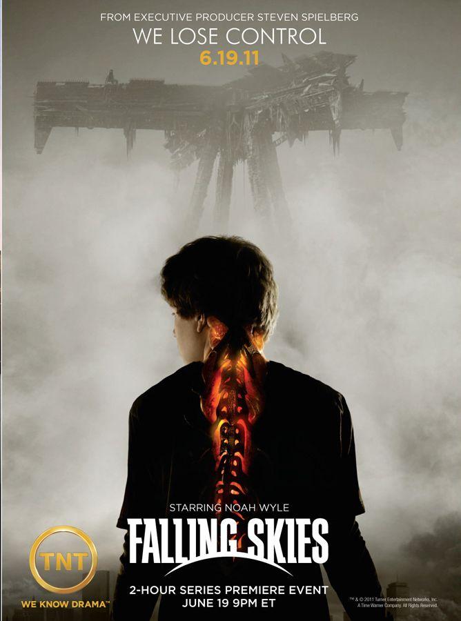 <strong><em>Falling Skies</em></strong> Promo Art #1