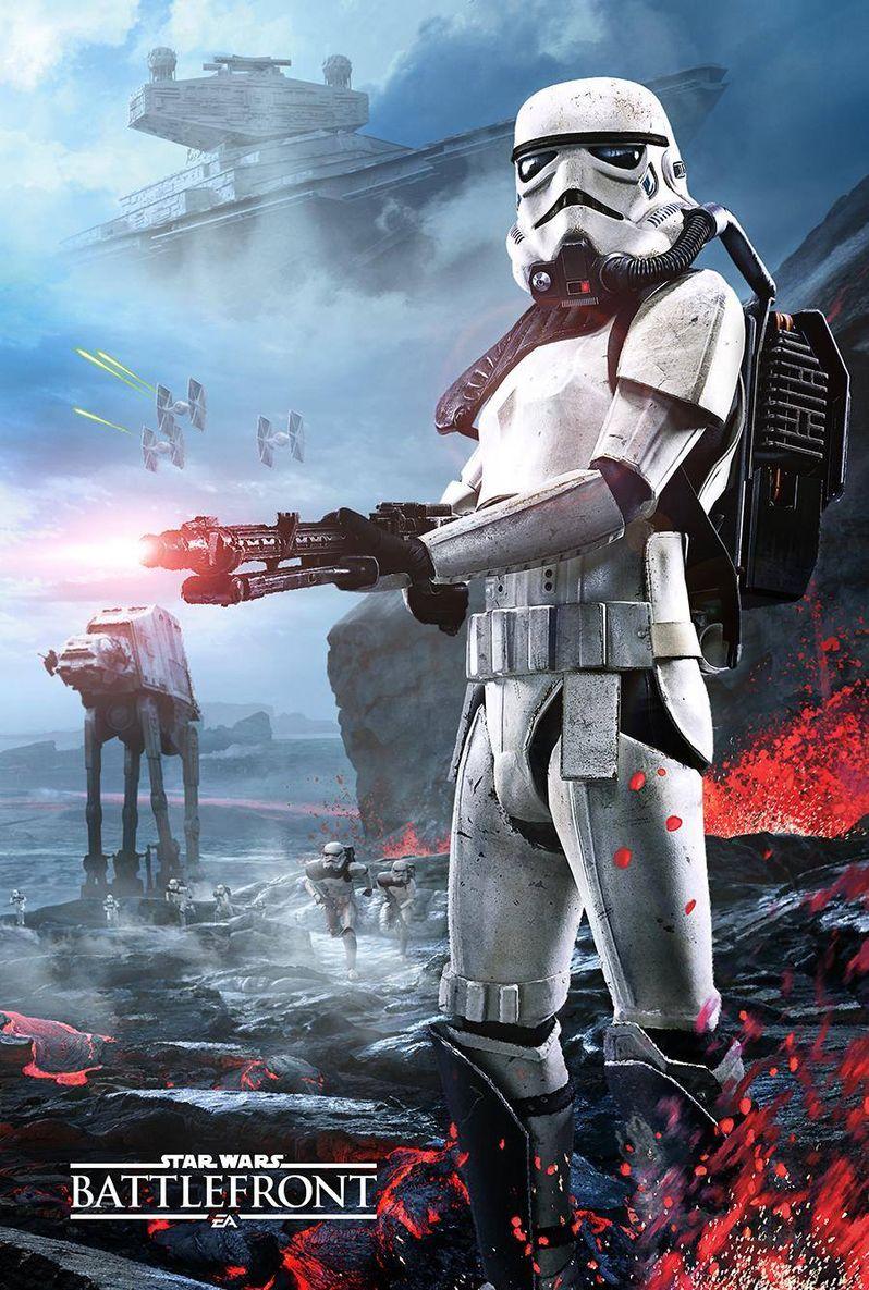 Star Wars Battlefront Concept Art 7