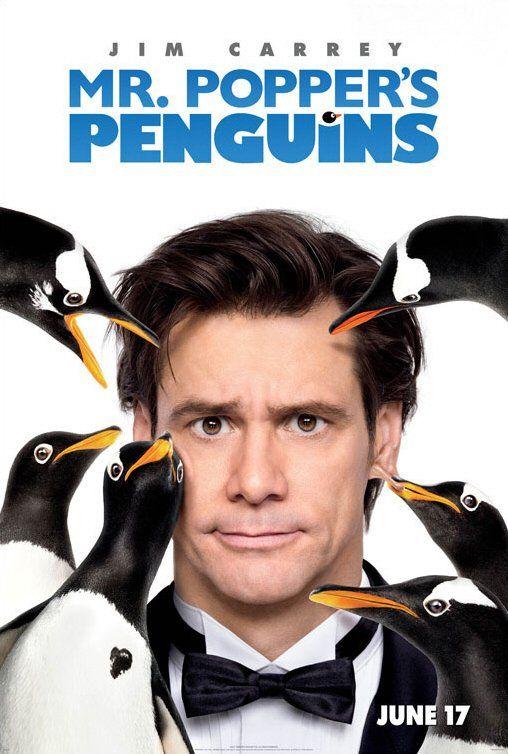 <strong><em>Mr. Popper's Penguins</em></strong> Poster #1