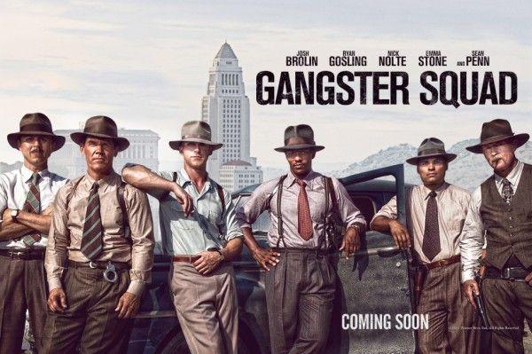 <strong><em>Gangster Squad</em></strong> Poster