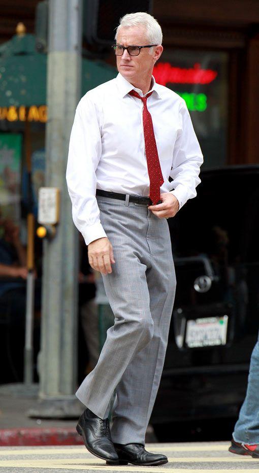 <strong><em>Mad Men</em></strong> Season 5 John Slattery Photo