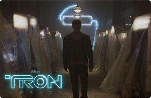 Tron Legacy Trailer #4