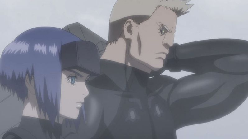 <strong><em>Ghost in The Shell: The New Movie</em></strong> photo 2