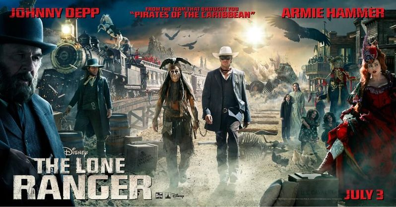 <strong><em>The Lone Ranger</em></strong> International Banner