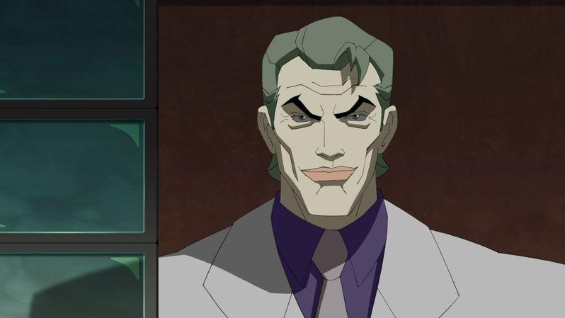 <strong><em>Batman: The Dark Knight Returns, Part 2</em></strong> Photo 2