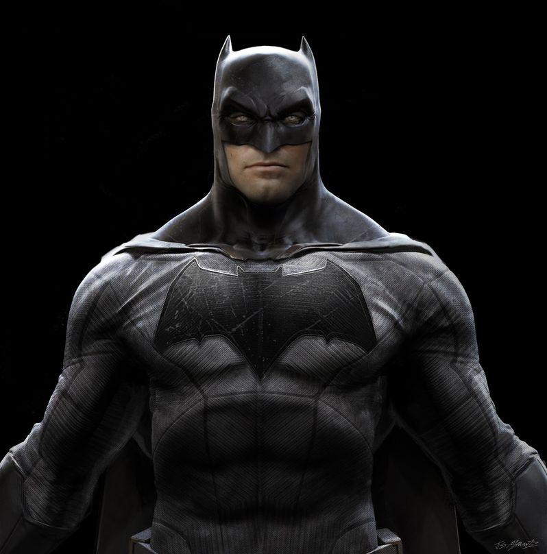 Batman V Superman concept art 1