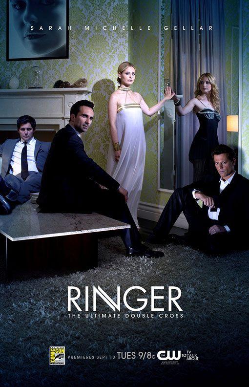 <strong><em>Ringer</em></strong> Poster #1