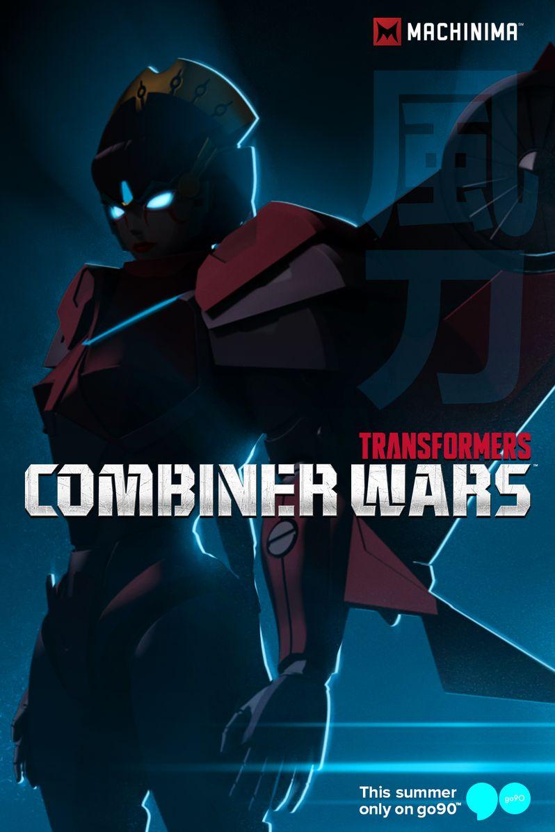Transformers Combiner Wars Poster