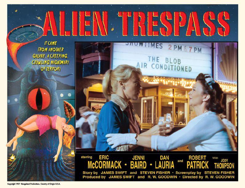 <strong><em>Alien Trespass</em></strong> Lobby Card #7