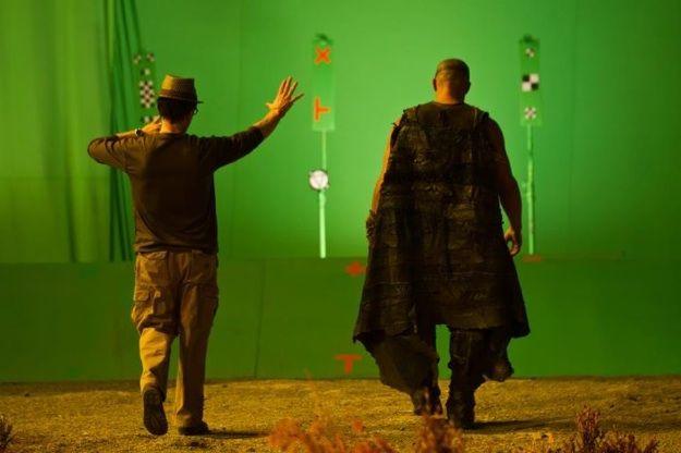 <strong><em>Riddick</em></strong> Set Photo #2