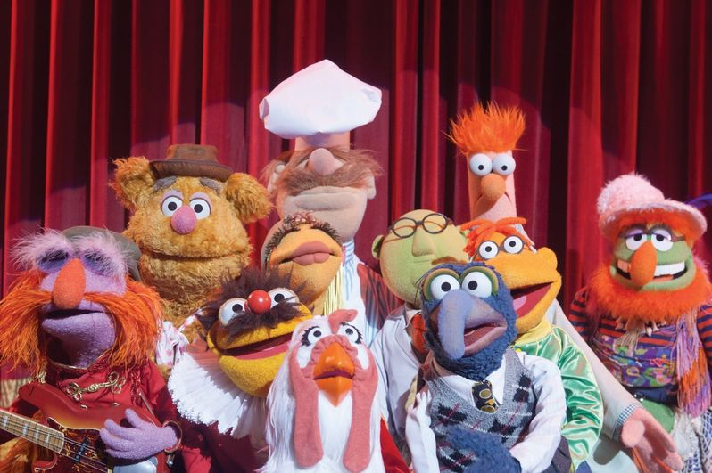 the Muppets 2 Photo