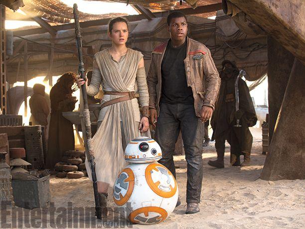 <strong><em>Star Wars: The Force Awakens</em></strong> Photo 20