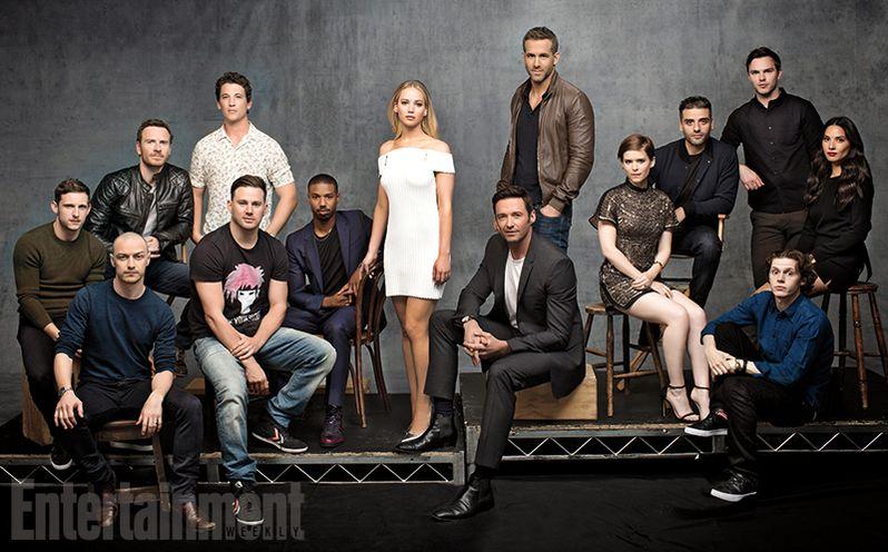 X-Men, <strong><em>Fantastic Four</em></strong> Deasdpool Photo