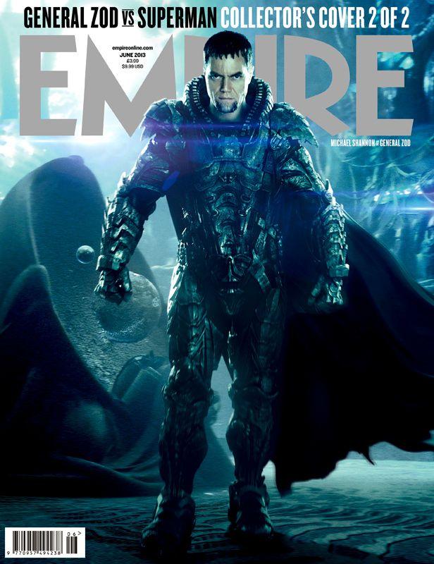 <strong><em>Man of Steel</em></strong> Empire Magazine Cover 4