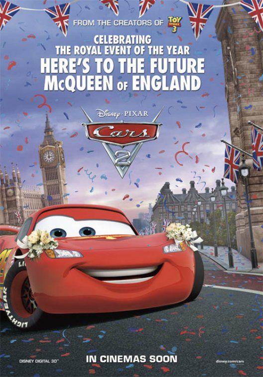 <strong><em>Cars 2</em></strong> Poster #30