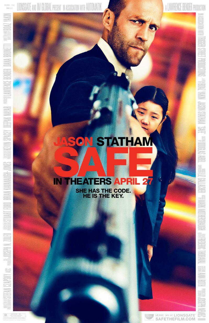 <strong><em>Safe</em></strong> Poster #2