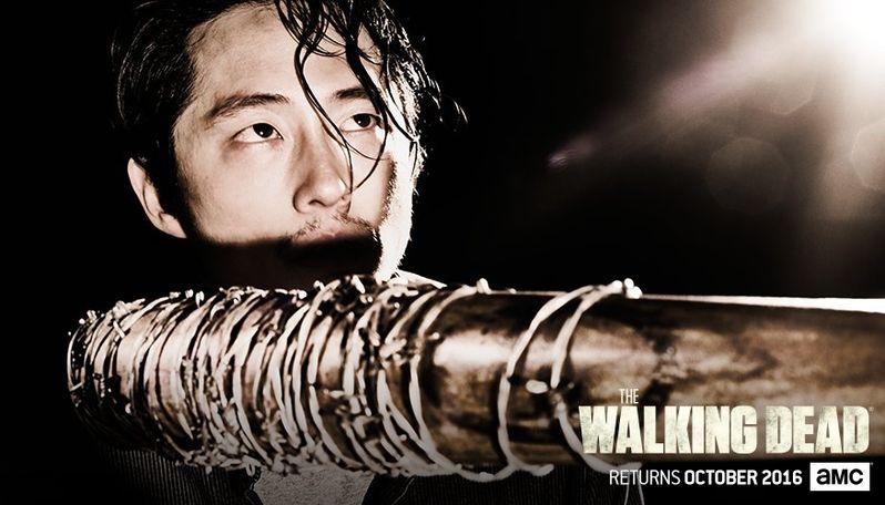 <strong><em>The Walking Dead</em></strong> Season 7 Glenn Poster