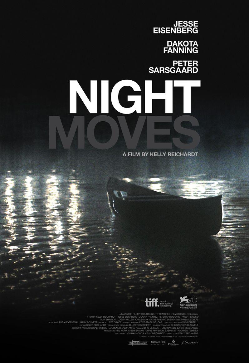 <strong><em>Night Moves</em></strong> Poster