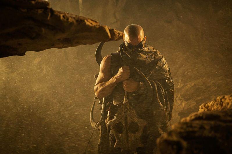 <strong><em>Riddick</em></strong> Vin Diesel Photo