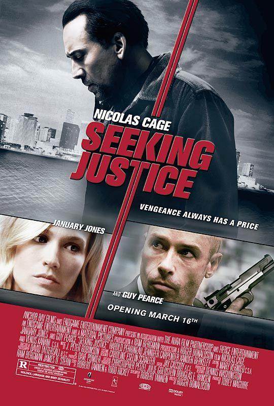 <strong><em>Seeking Justice</em></strong> Poster #5