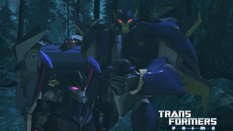 <strong><em>Transformers: Prime</em></strong> Exclusive Photo #1