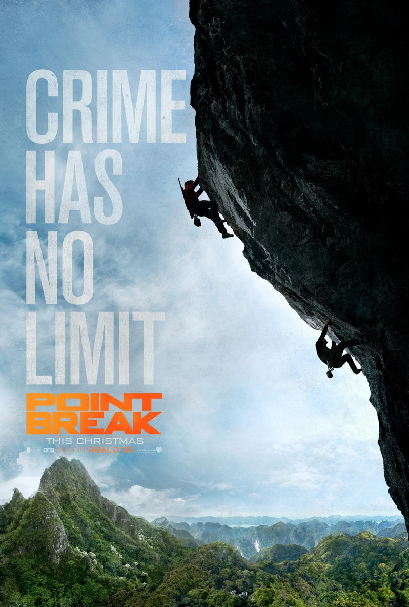 <strong><em>Point Break</em></strong> Poster 2