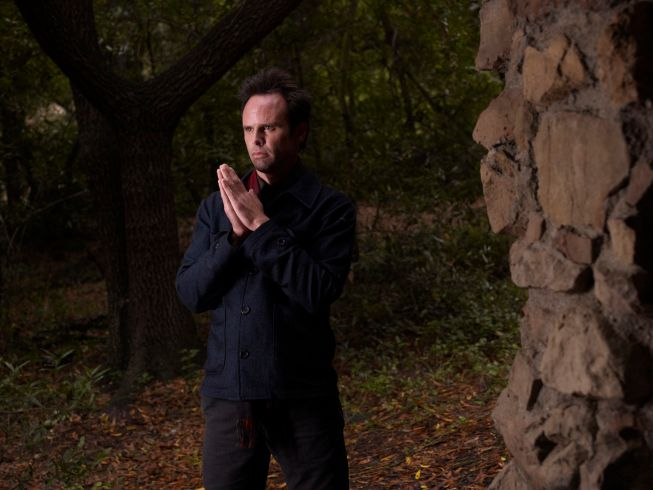 Walton Goggins discusses playing Boyd Crowder on the FX series <strong><em>Justified</em></strong>