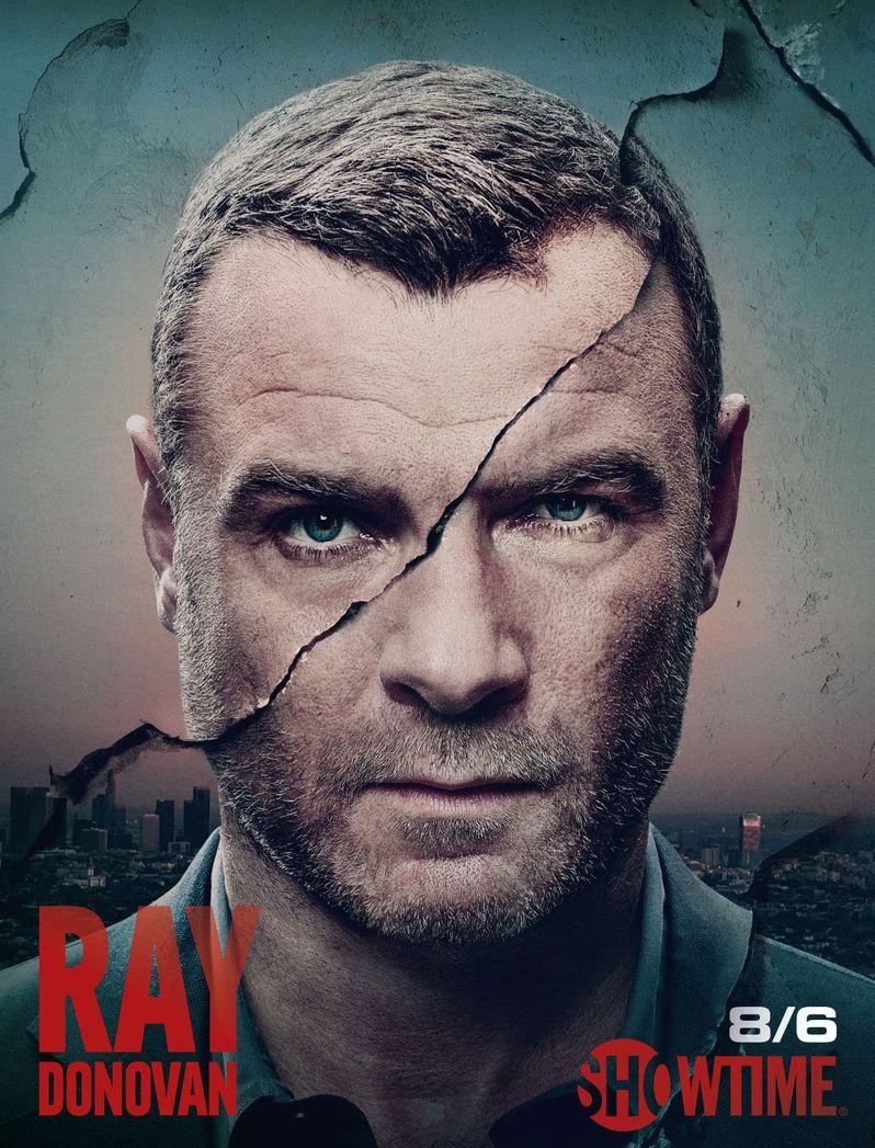 <strong><em>Ray Donovan</em></strong> Season 5 Poster