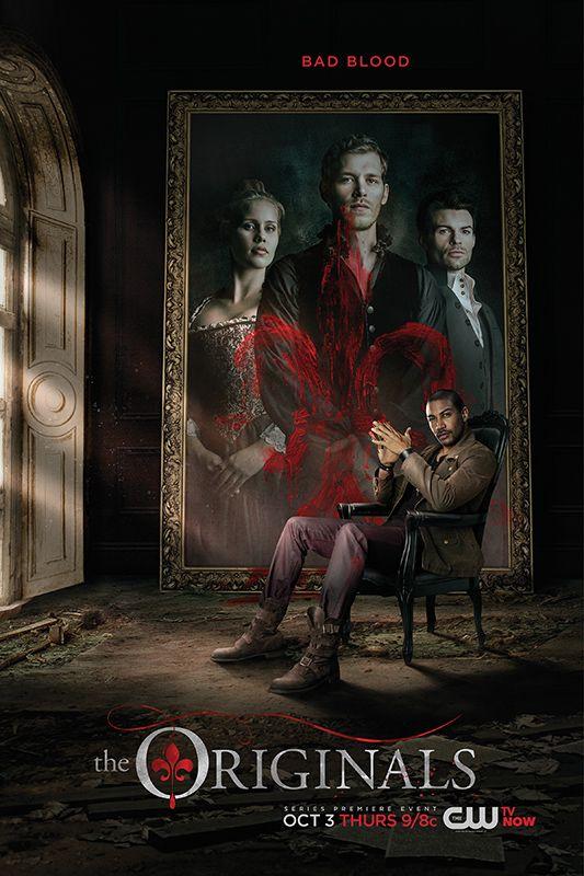 <strong><em>The Originals</em></strong> Artwork
