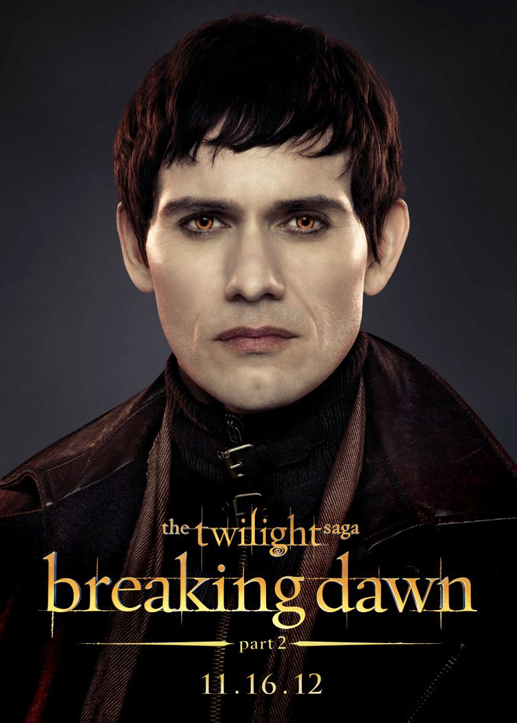 <strong><em>The Twilight Saga: Breaking Dawn - Part 2</em></strong> Eleazar Poster
