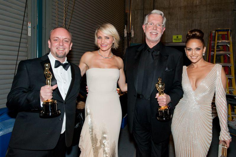 2012 Academy Awards Backstage photo 6