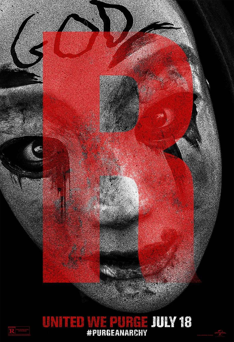 The Purge Anarchy Poster #4