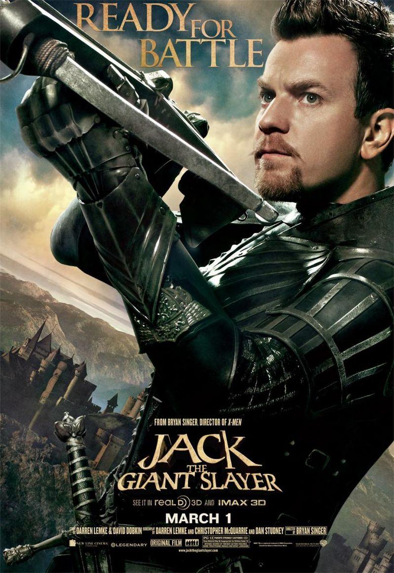<strong><em>Jack the Giant Slayer</em></strong> Elmont Character Poster