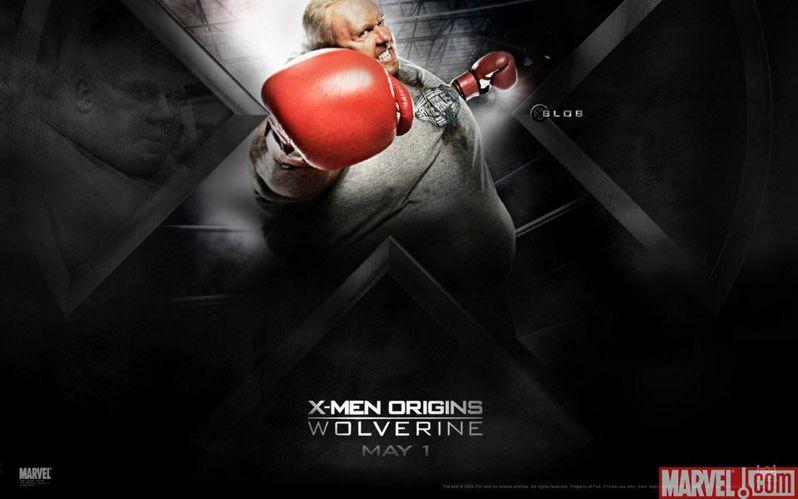 <strong><em>X-Men Origins: Wolverine</em></strong> - The Blob